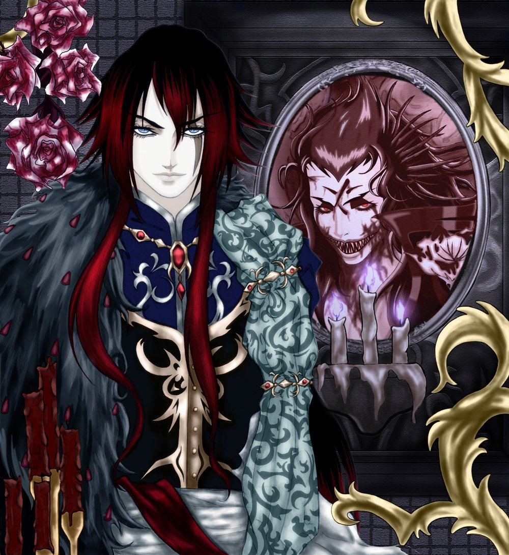 Go Back Images For Anime Vampire Lord Wallpaper 1000x1091