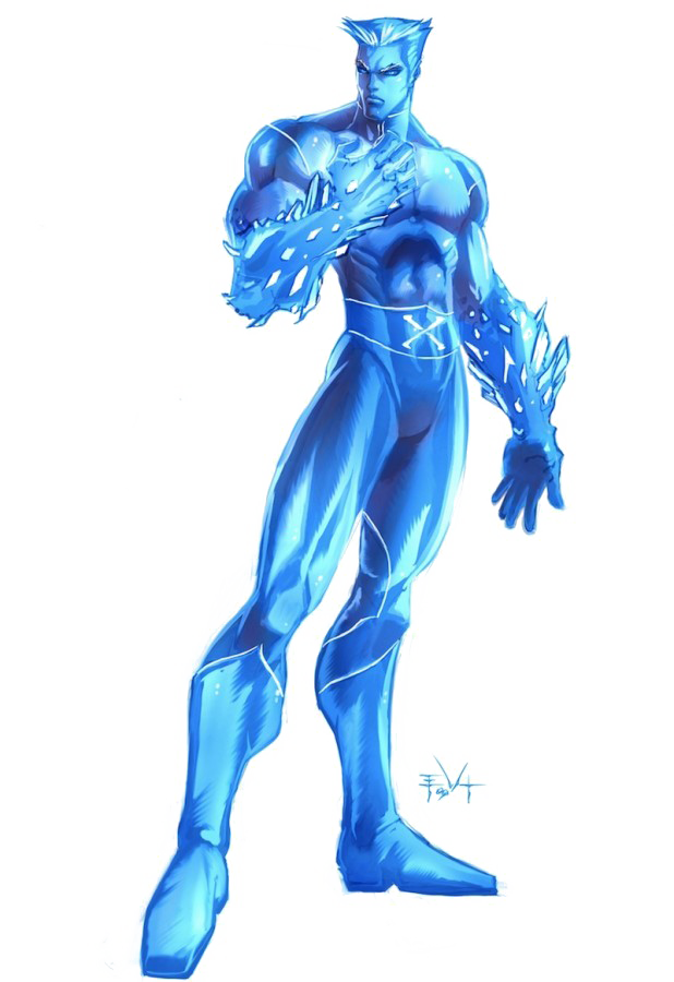 Iceman PNG Transparent Images Pictures Photos PNG Arts 618x900