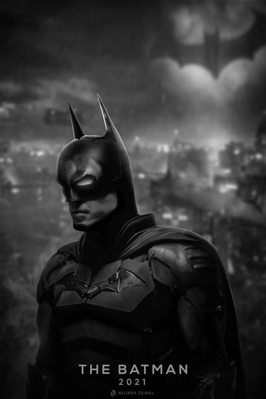 Batman 2021 Wallpapers   Top Batman 2021 Backgrounds 853x1280