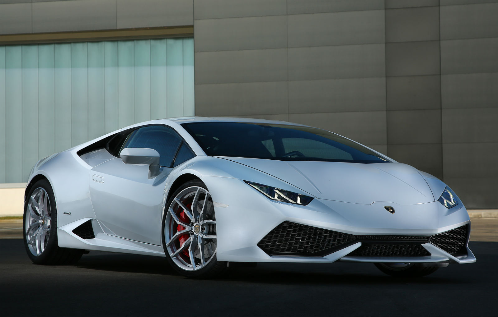 Wallpaper Lamborghini Huracan Sports Car Cool 2015 HD Wallpapers 1600x1020