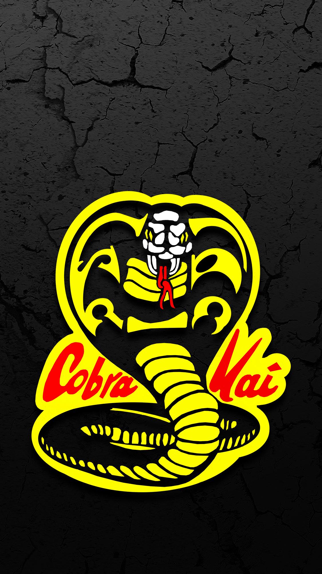 Cobra Kai Wallpapers 1125x2001