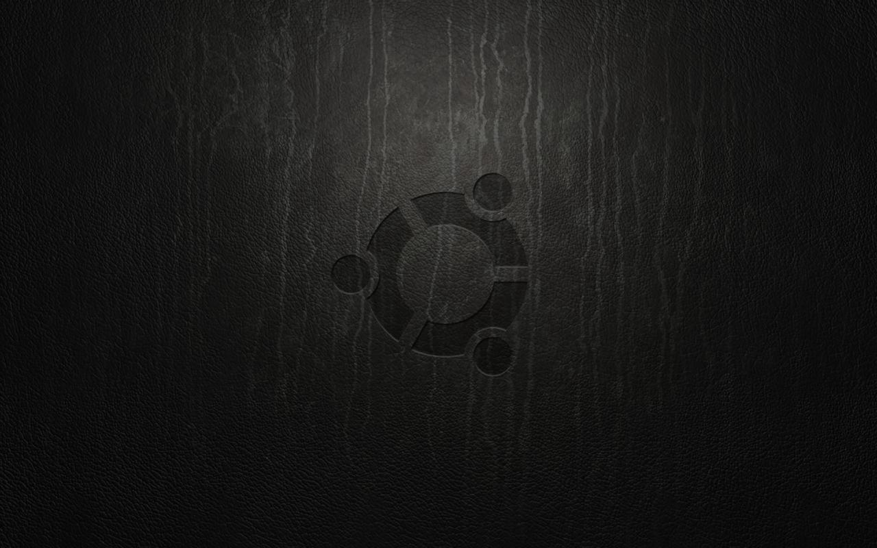 Ubuntu Dark Wallpapers 1280x800