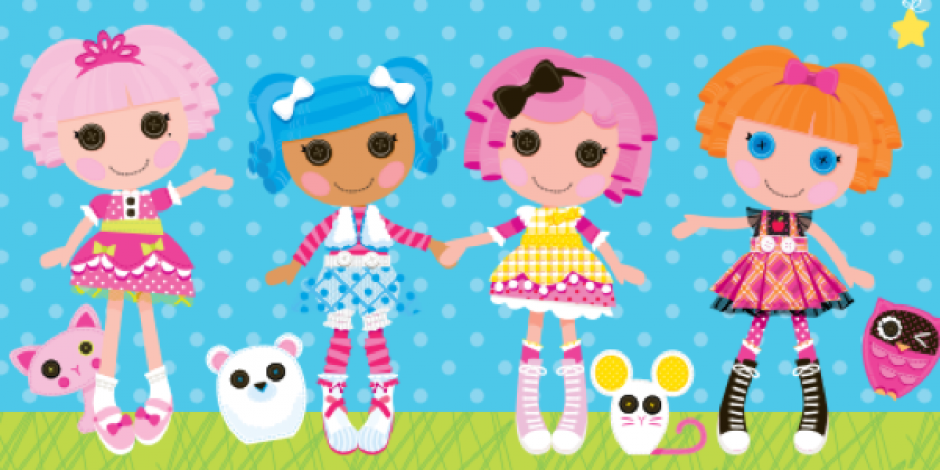 Lalaloopsy Cartoon On Nick Jr Announced By Junior 940x470
