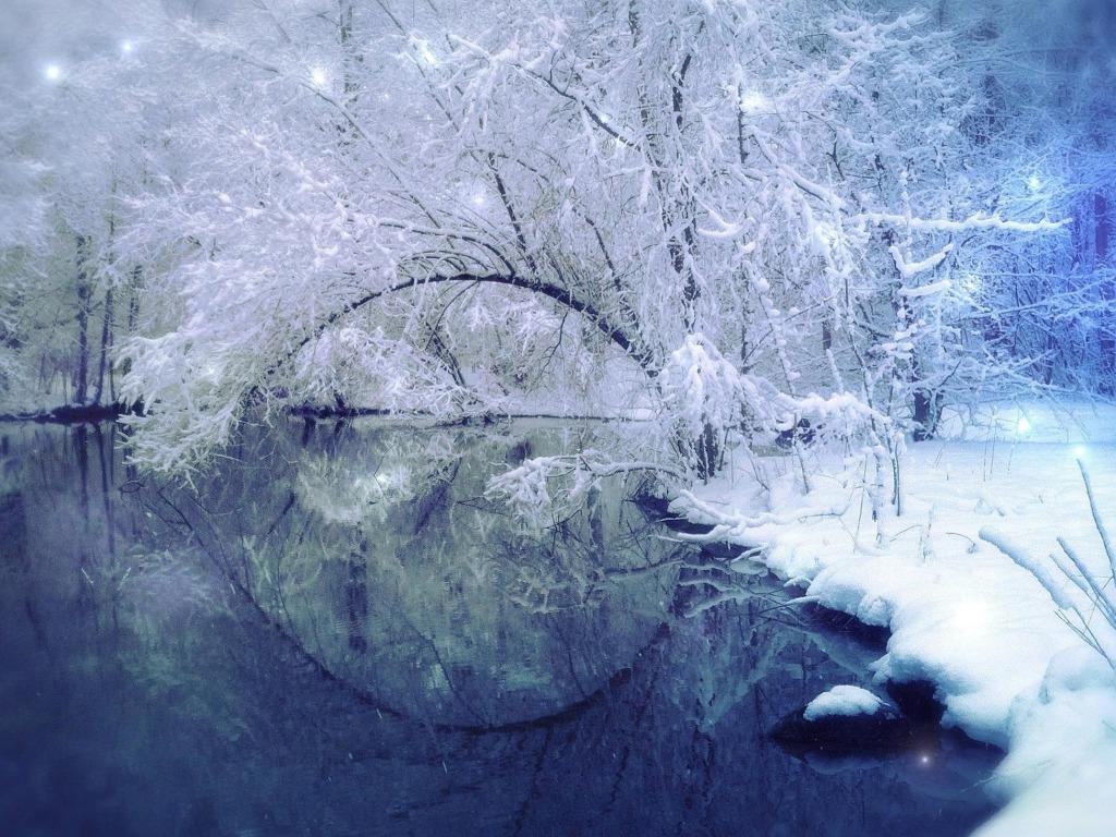 High Resolution Wallpaper Winter: Winter High Resolution Wallpaper