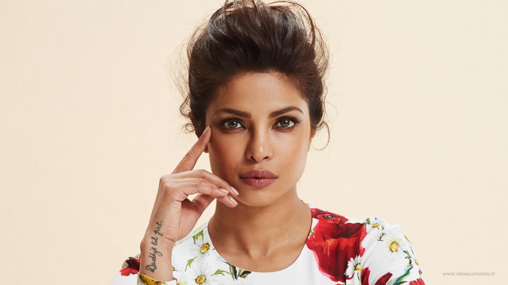 Priyanka Chopra   Indian Actresses Wallpaper 39834293 1920x1080
