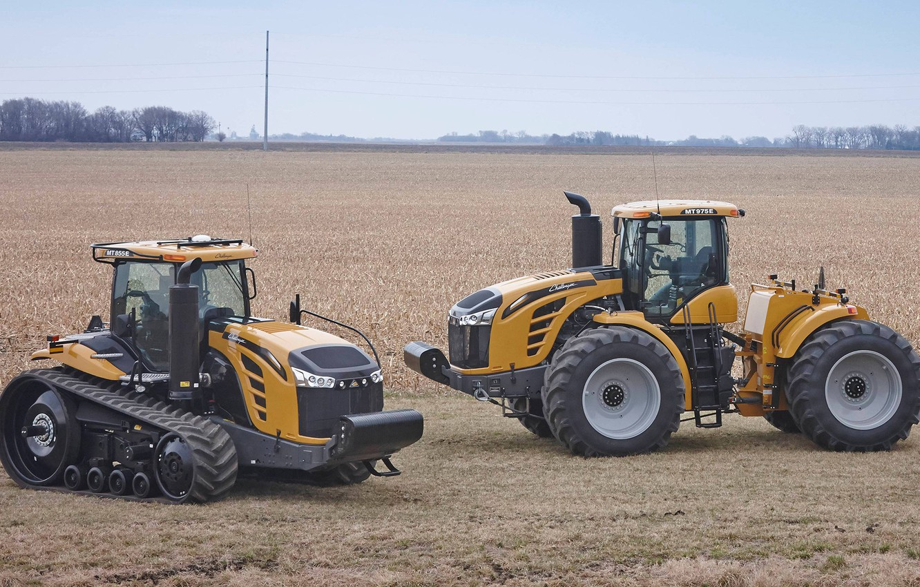 Wallpaper wallpaper challenger tractor agriculture farming 1332x850