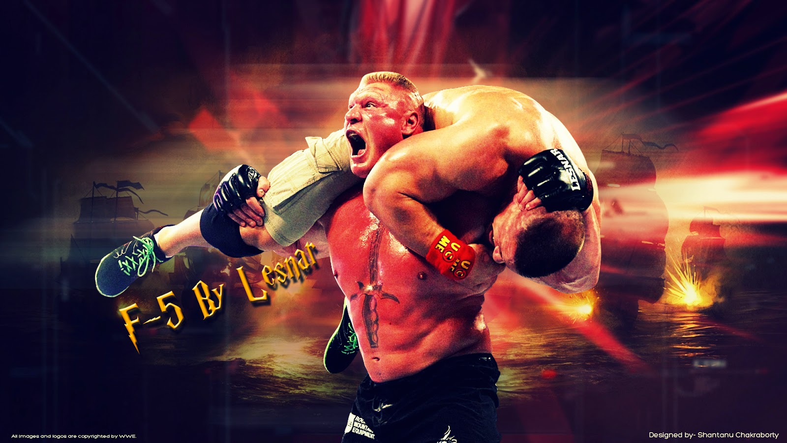 Free Download Wwe Brock Lesnar Wallpapers Hd Pictures Live Hd