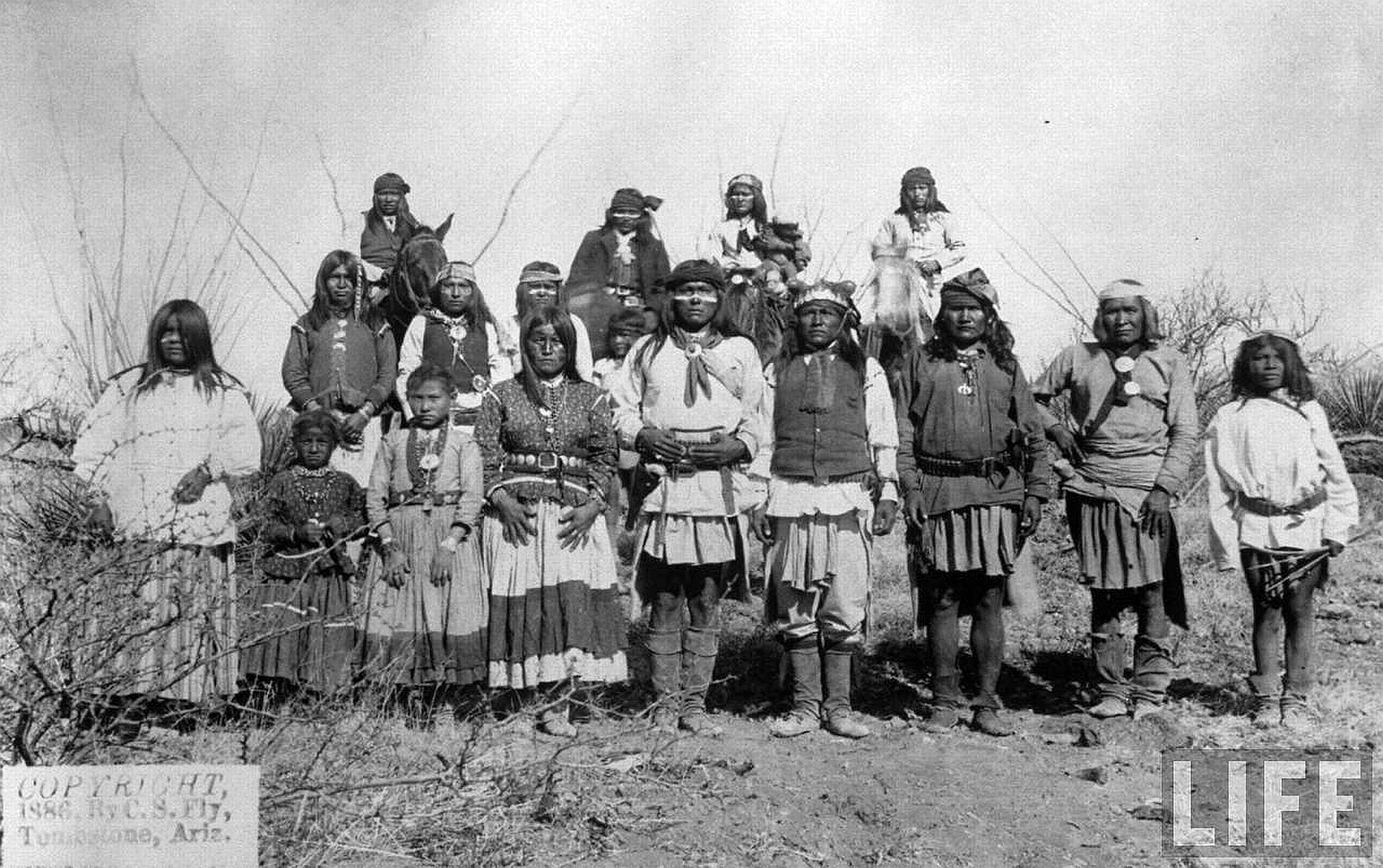 Band of Chiricahua Apache Indians wallpaper   ForWallpapercom 1920x1205
