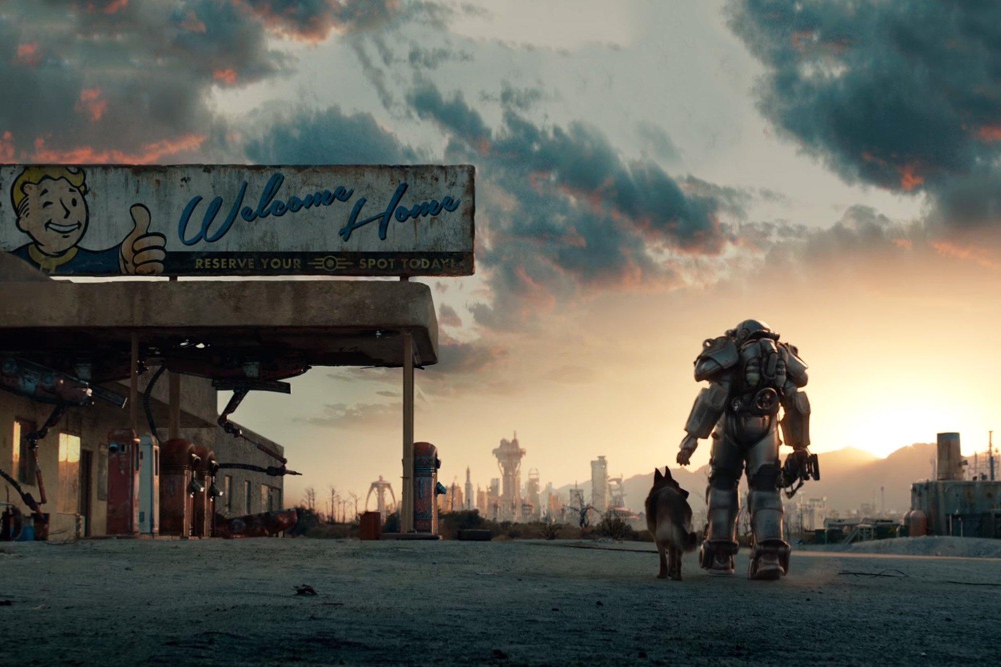 Fallout 4 Live Wallpaper - WallpaperSafari