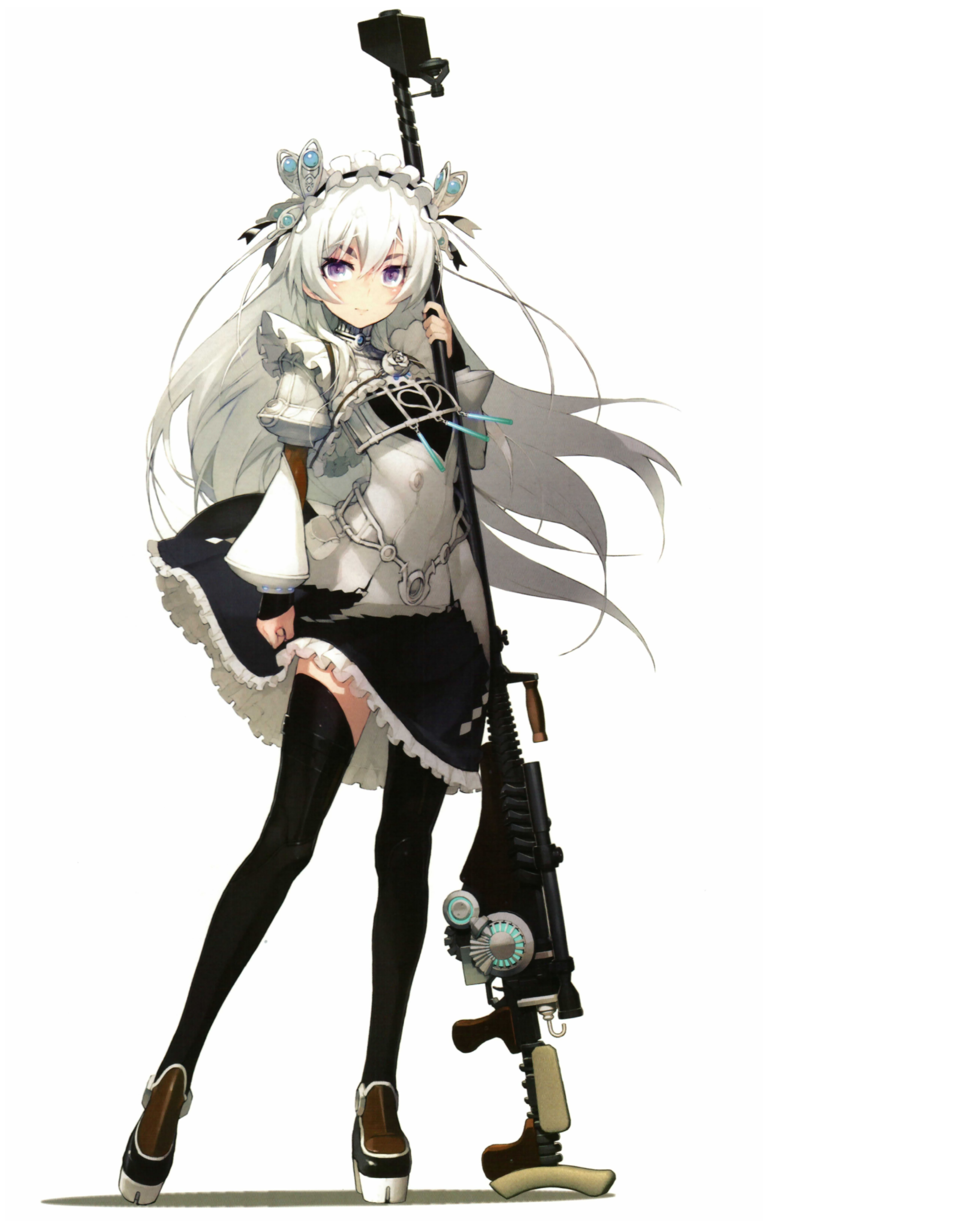 Hitsugi no Chaika Chaika   The Coffin Princess   Zerochan Anime 5120x6560