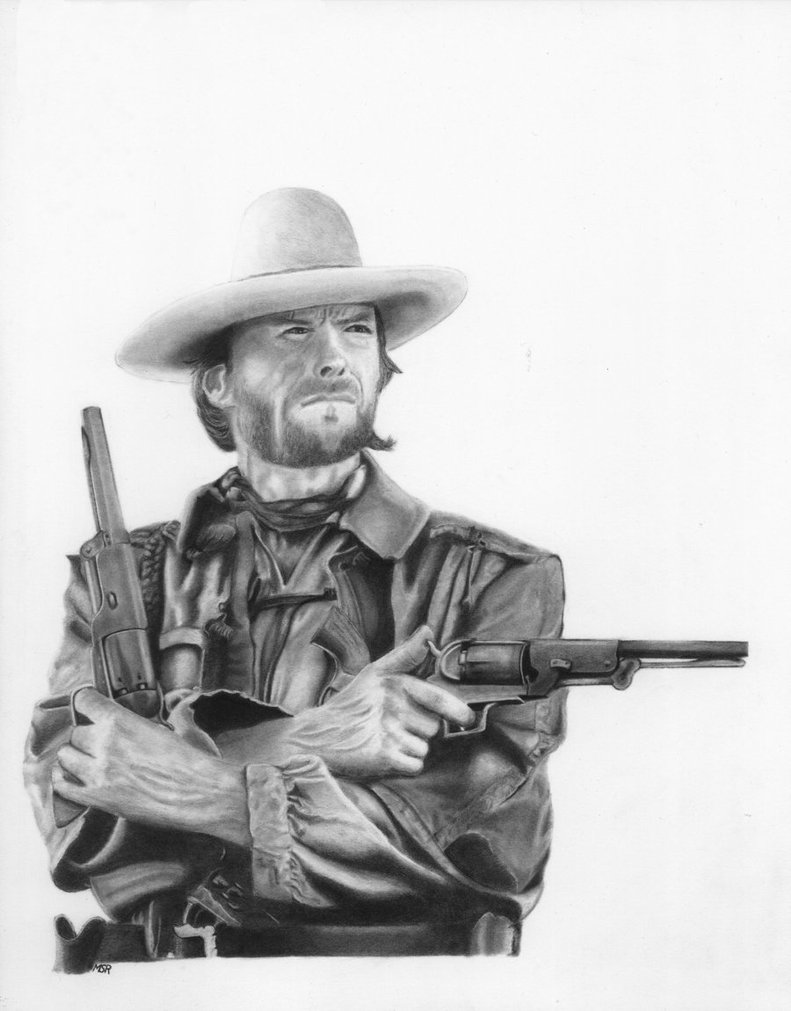 The Outlaw Josey Wales by shaneruss 791x1011