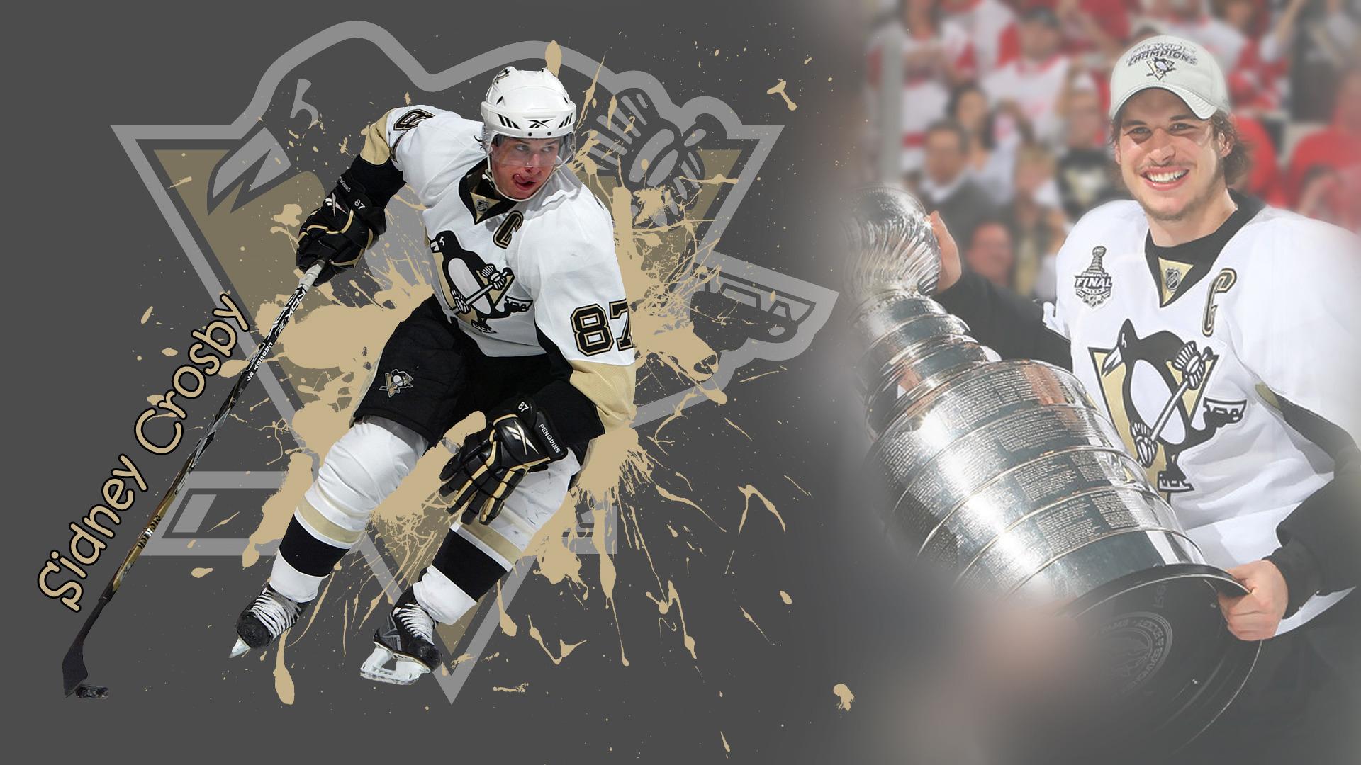 Pics Photos   Sidney Crosby Hockey Wallpaper Desktop 1920x1080