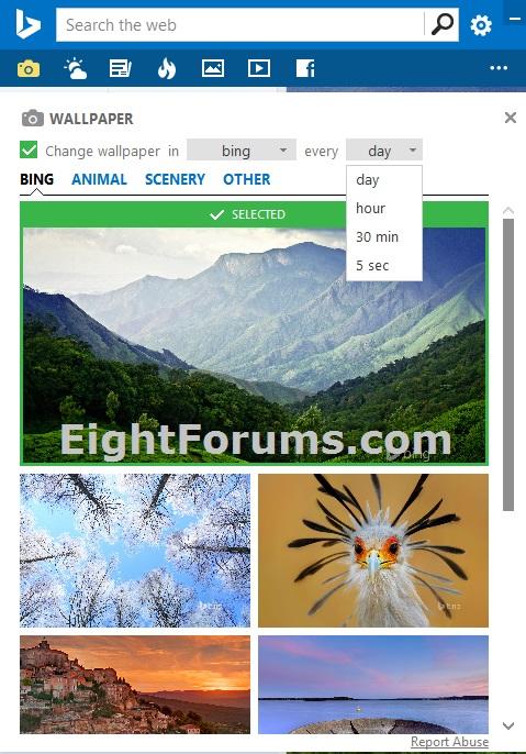 desktop set homepage image desktop background bing wallpaper settings 479x686