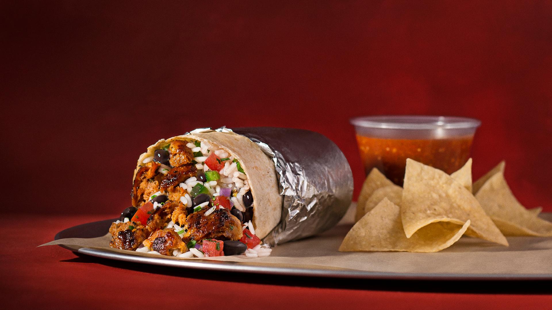 Chipotles 3 burrito Halloween promotion 1920x1080