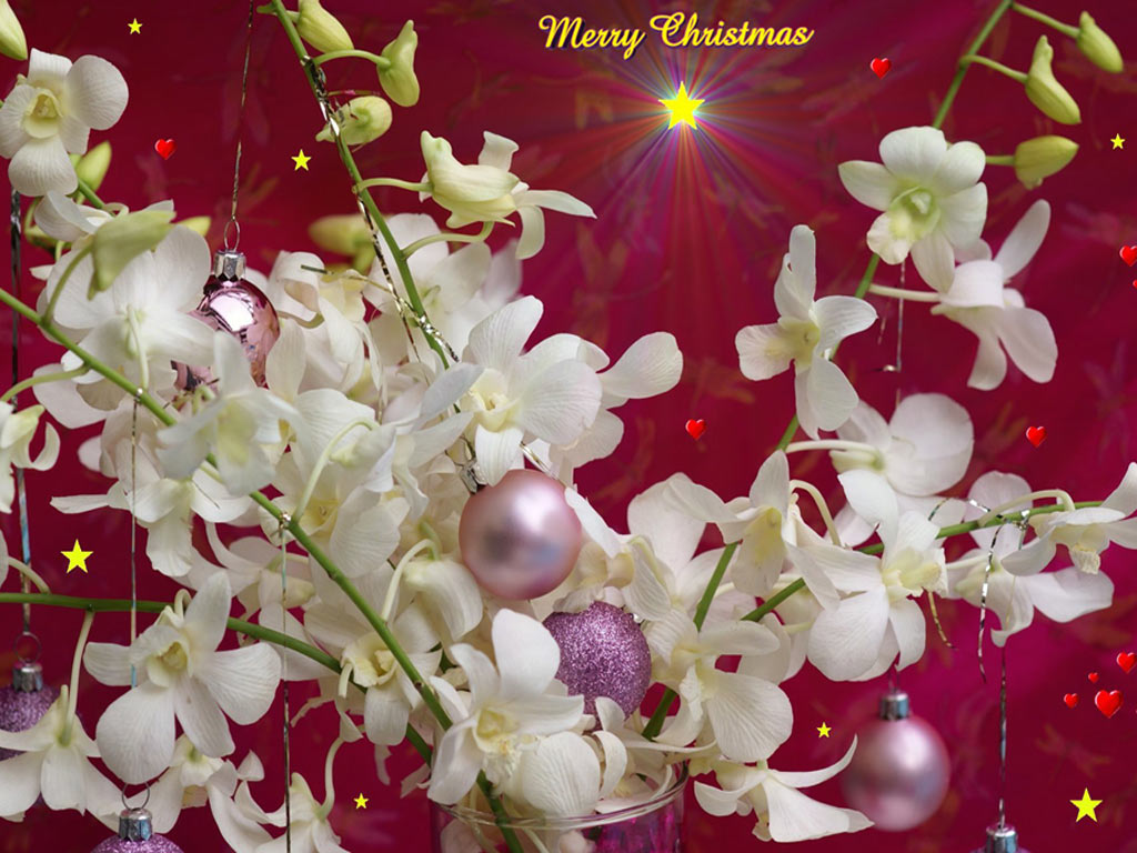 merry christmas desktop cute wallpapers desktop backgrounds christmas 1024x768