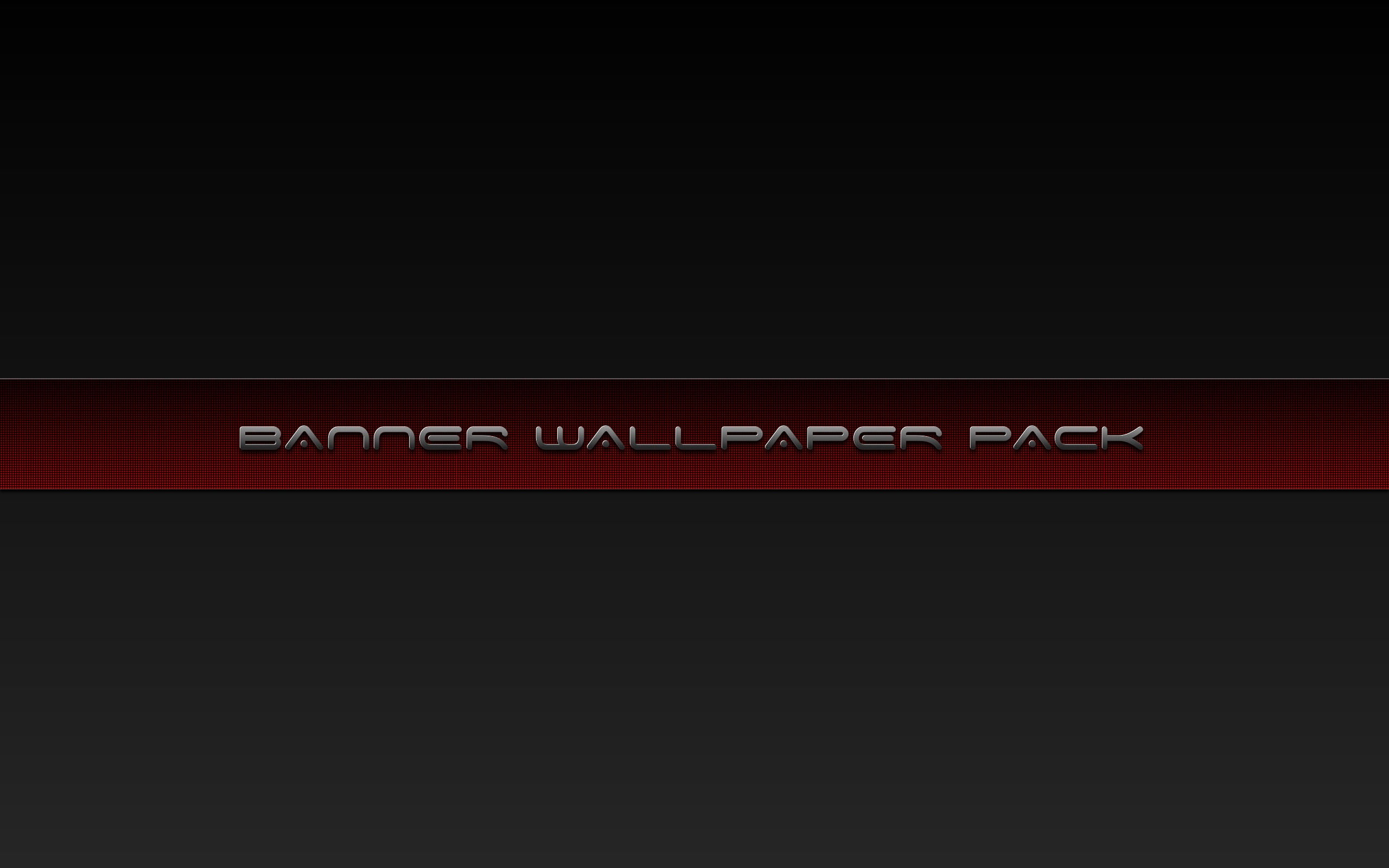 Banner Wallpaper Pack by TaylorCohron 2560x1600