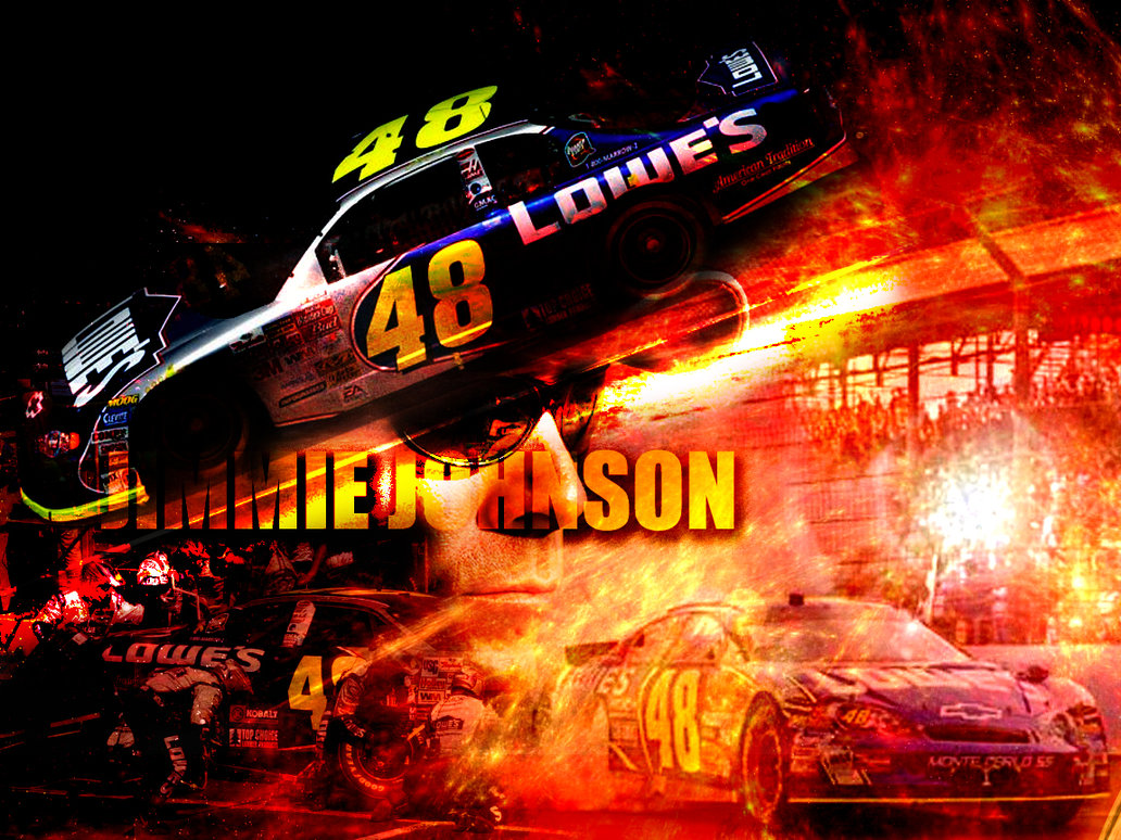 Jimmie Johnson by Copywright1984 1032x774