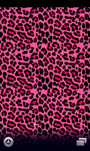 leopard and red wallpaper - photo #20