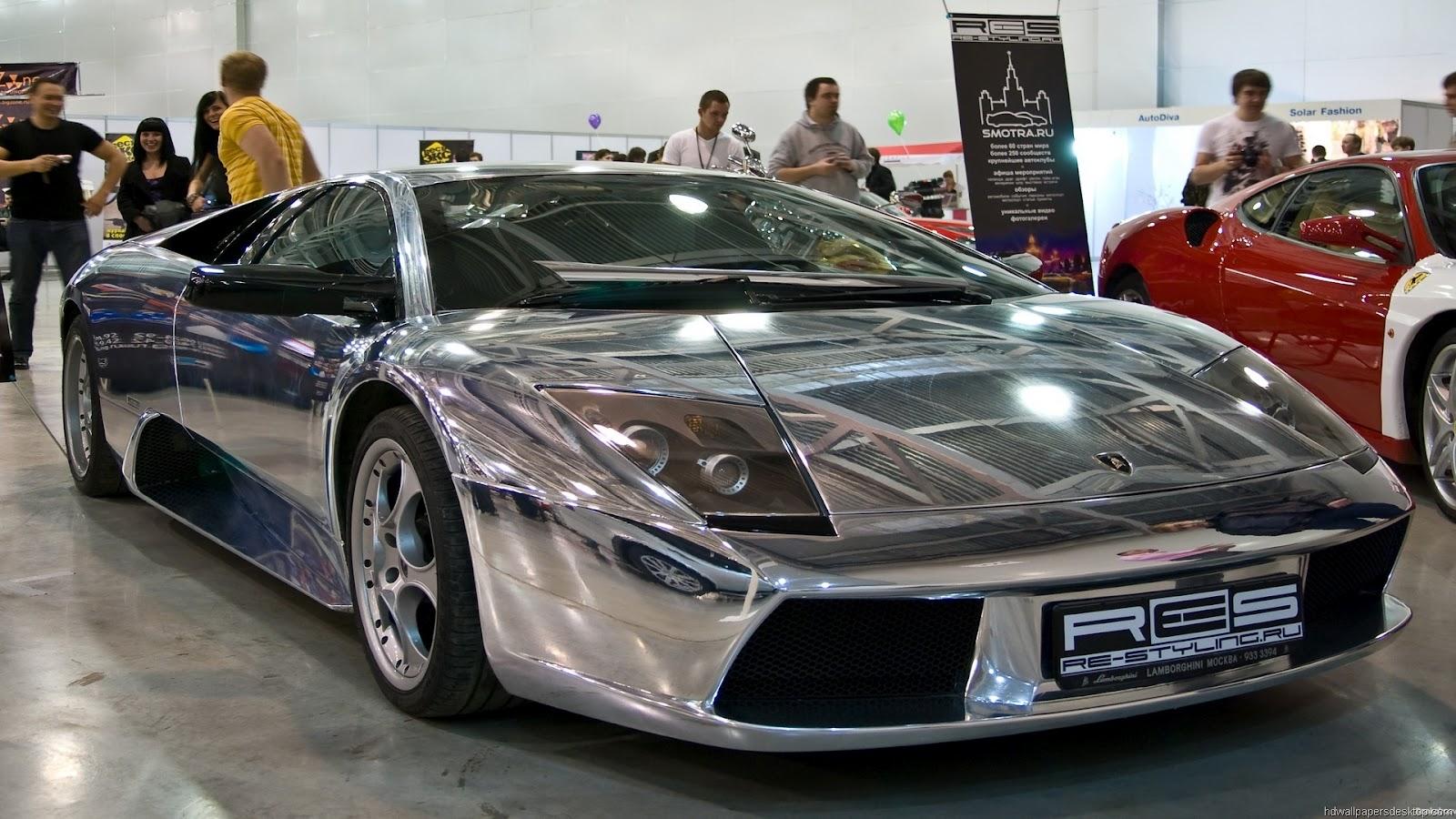 1080P Lamborghini Wallpaper - WallpaperSafari