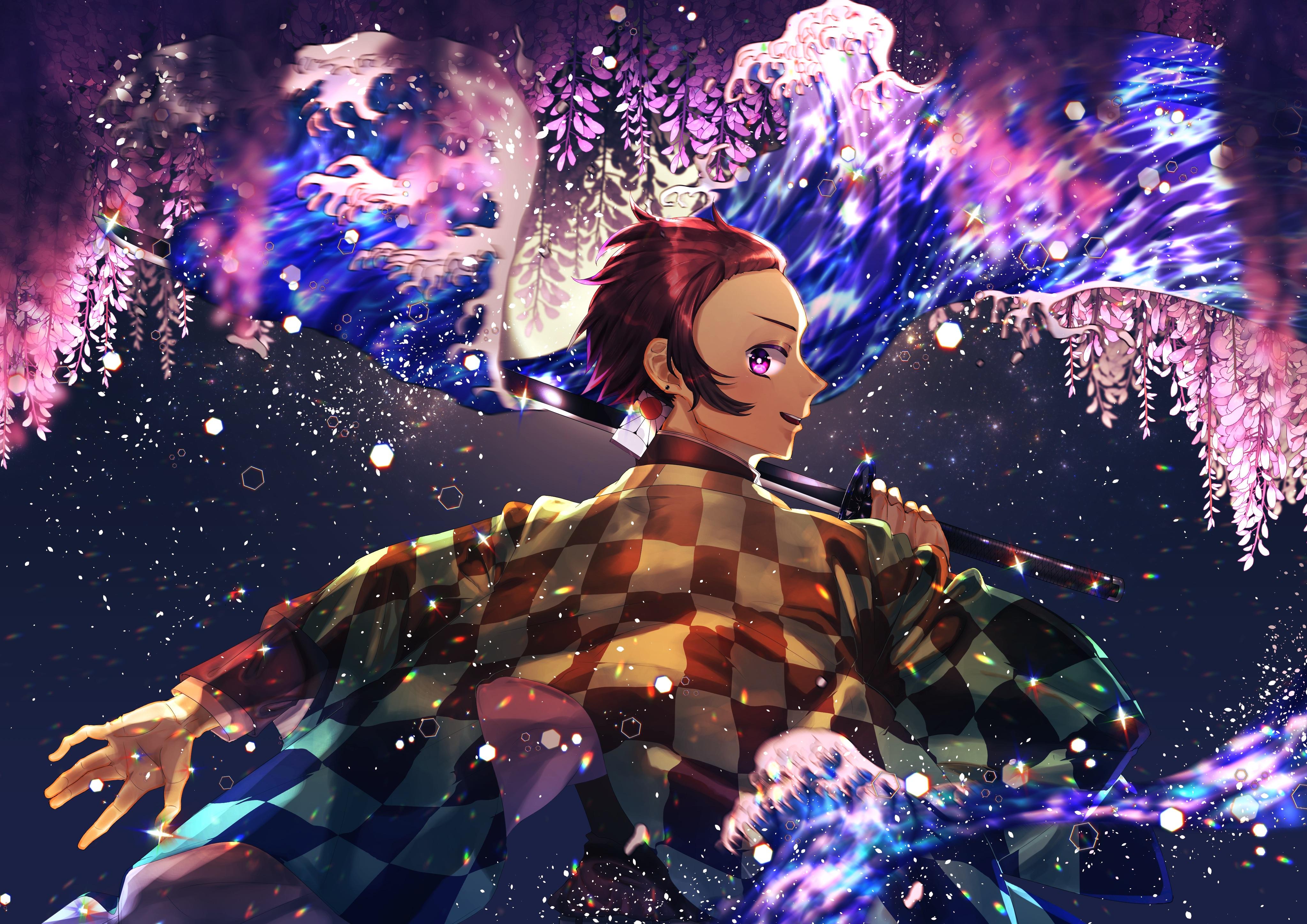 29+ Demon Slayer Kimetsu No Yaiba 4K Wallpapers on ...