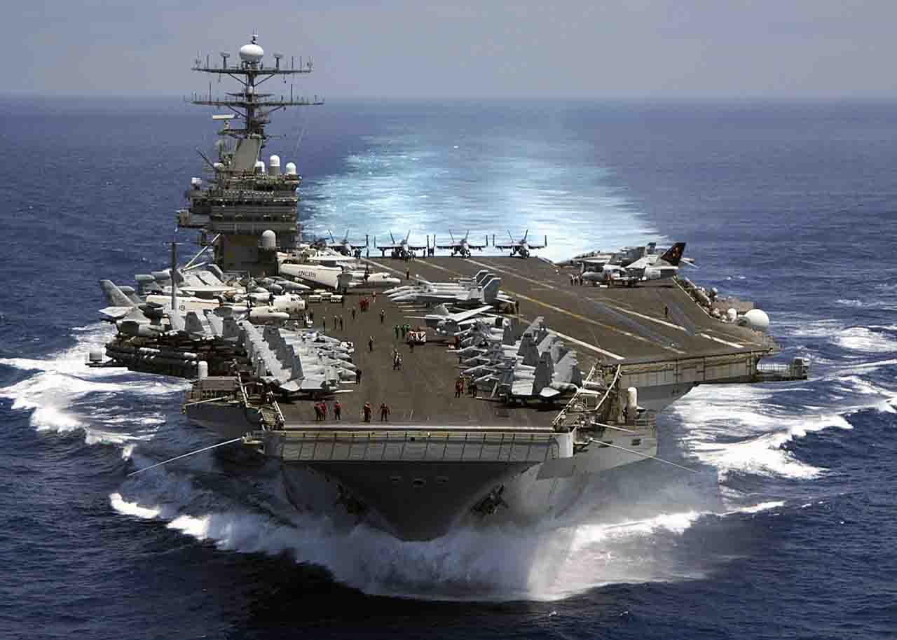 USS Carl Vinson CVN 70 1280x914