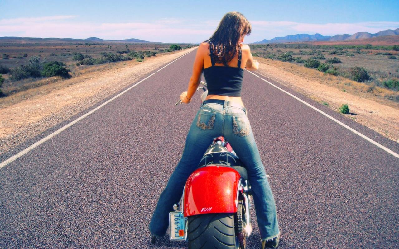 1280x800 Motorcycle Biker Girls Wallpaper Re Downloadscom 1280x800px 1280x800