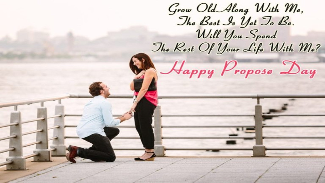 100 Happy Propose Day Photos Pictures Wallpapers 2019 Talk in Now 1280x720