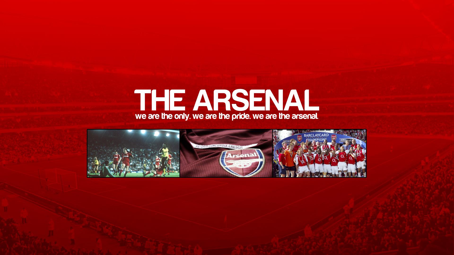 Arsenal FC Wallpaper 1920x1080 Arsenal FC 1920x1080