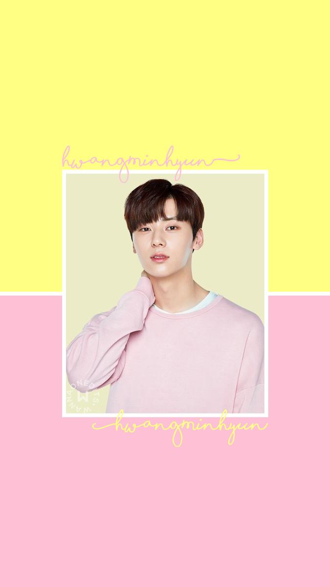 wannaone wallpapers on Twitter WANNA ONE   Hwang Min Hyun 675x1200
