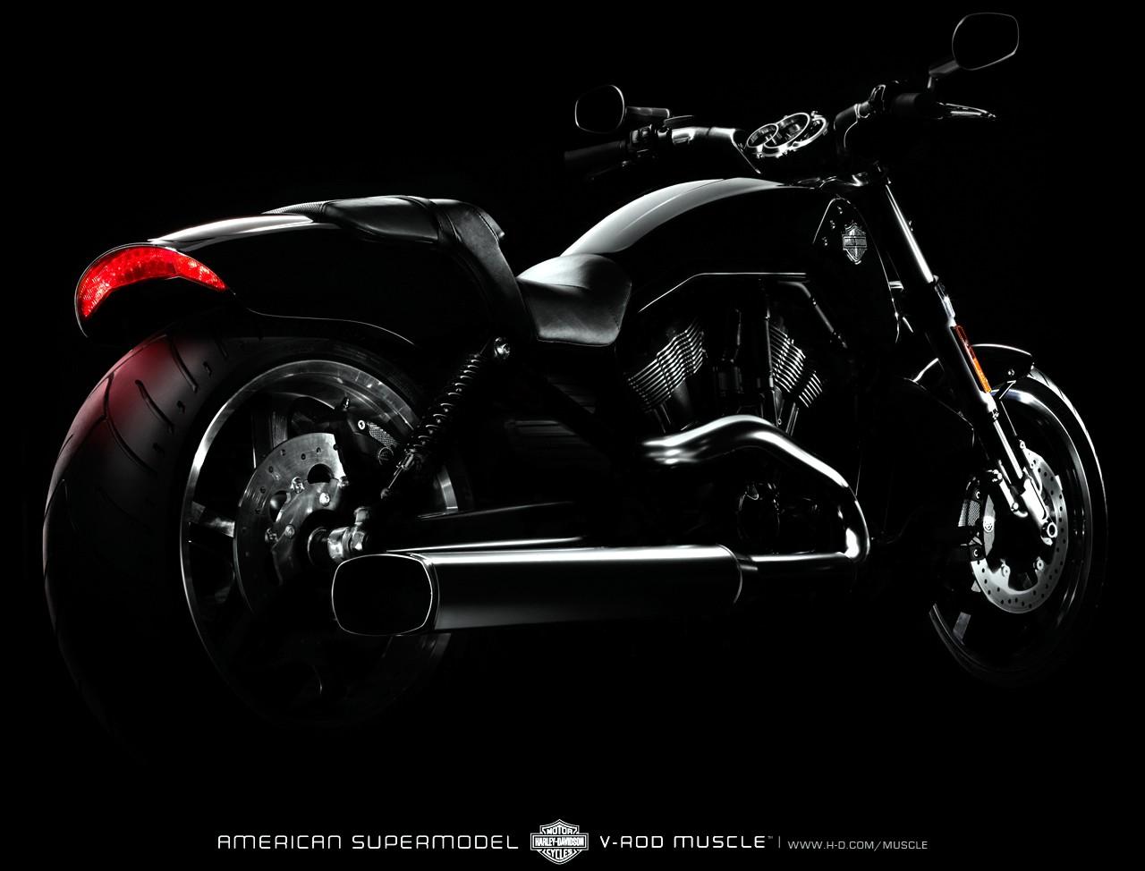 Harley Davidson V Rod Muscle 1280x974