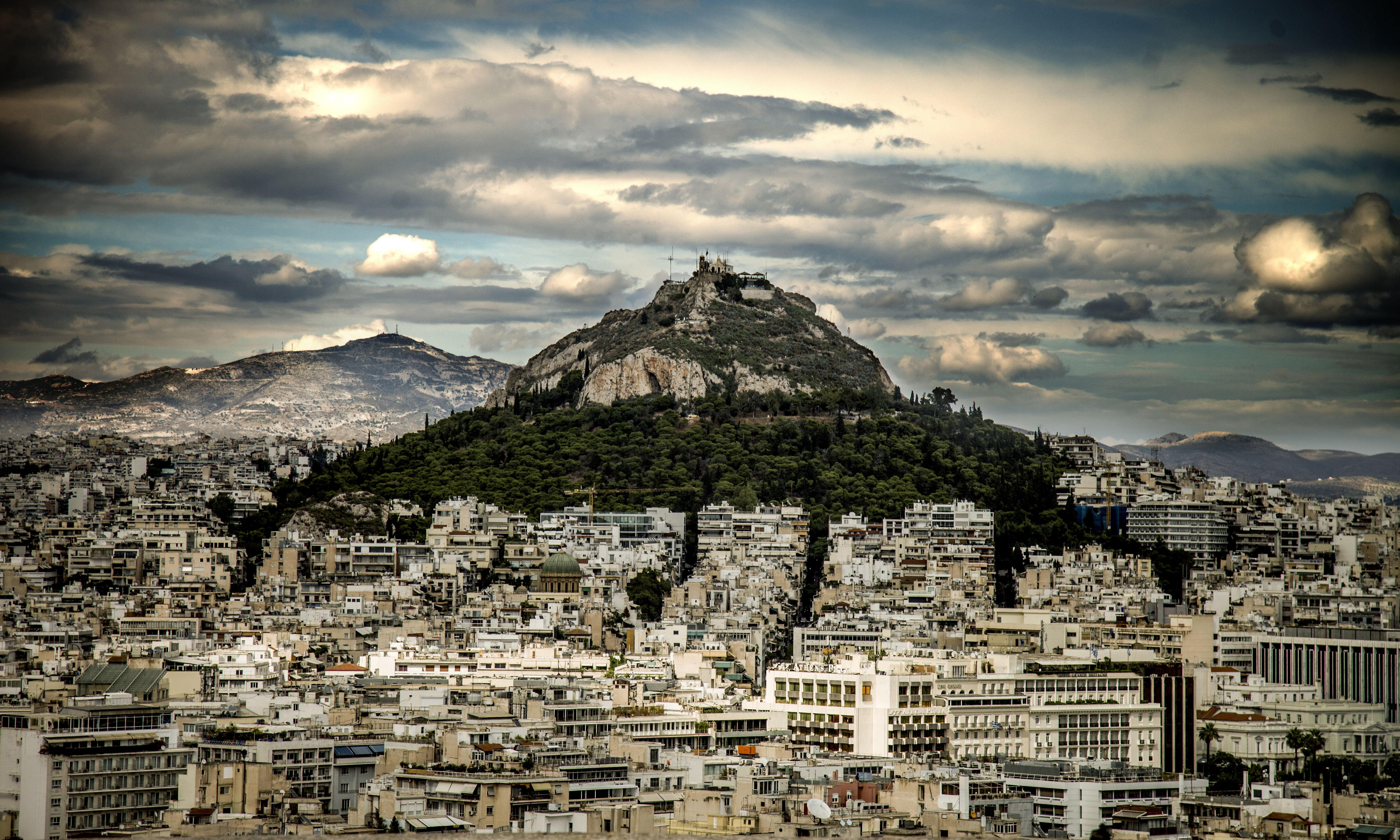 70 Athens Wallpapers   Download at WallpaperBro 5616x3370