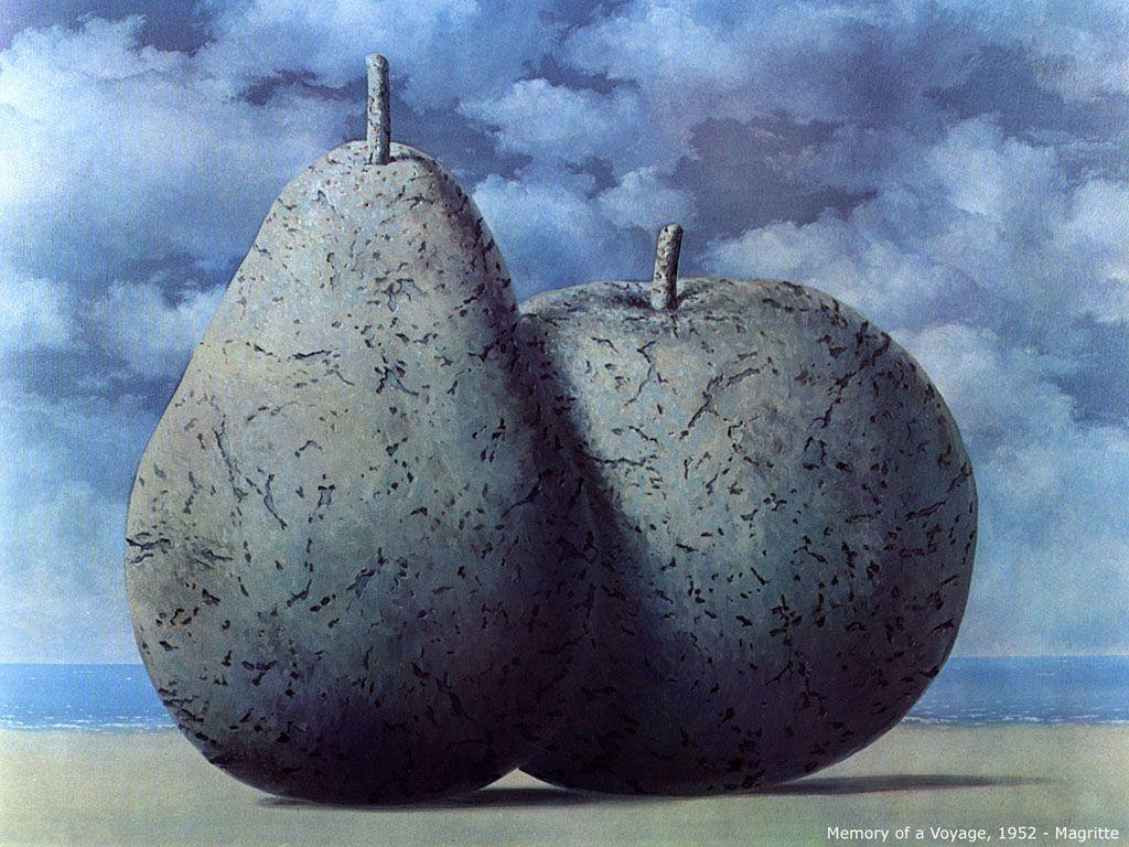 Magritte Wallpapers 1024x768