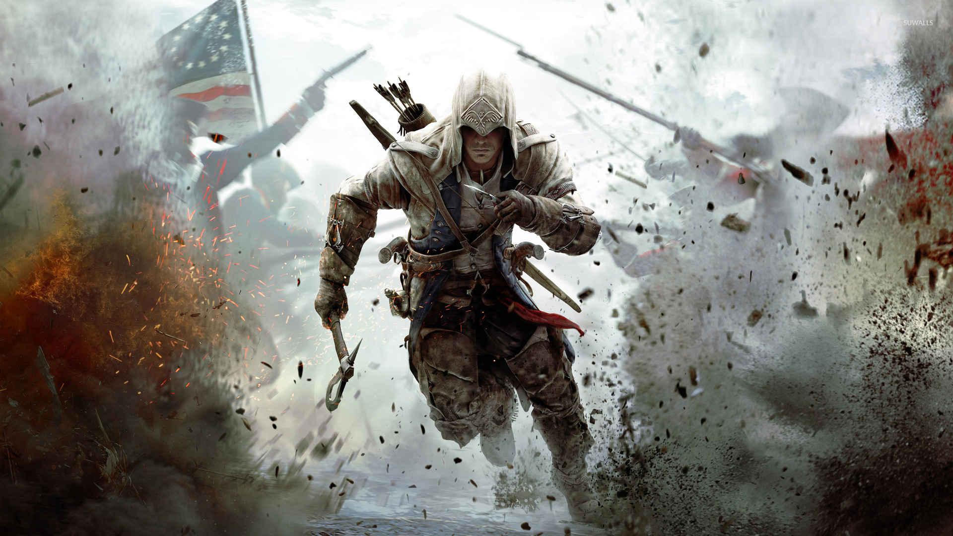 Assassins Creed III wallpaper   Game wallpapers   15605 1920x1080