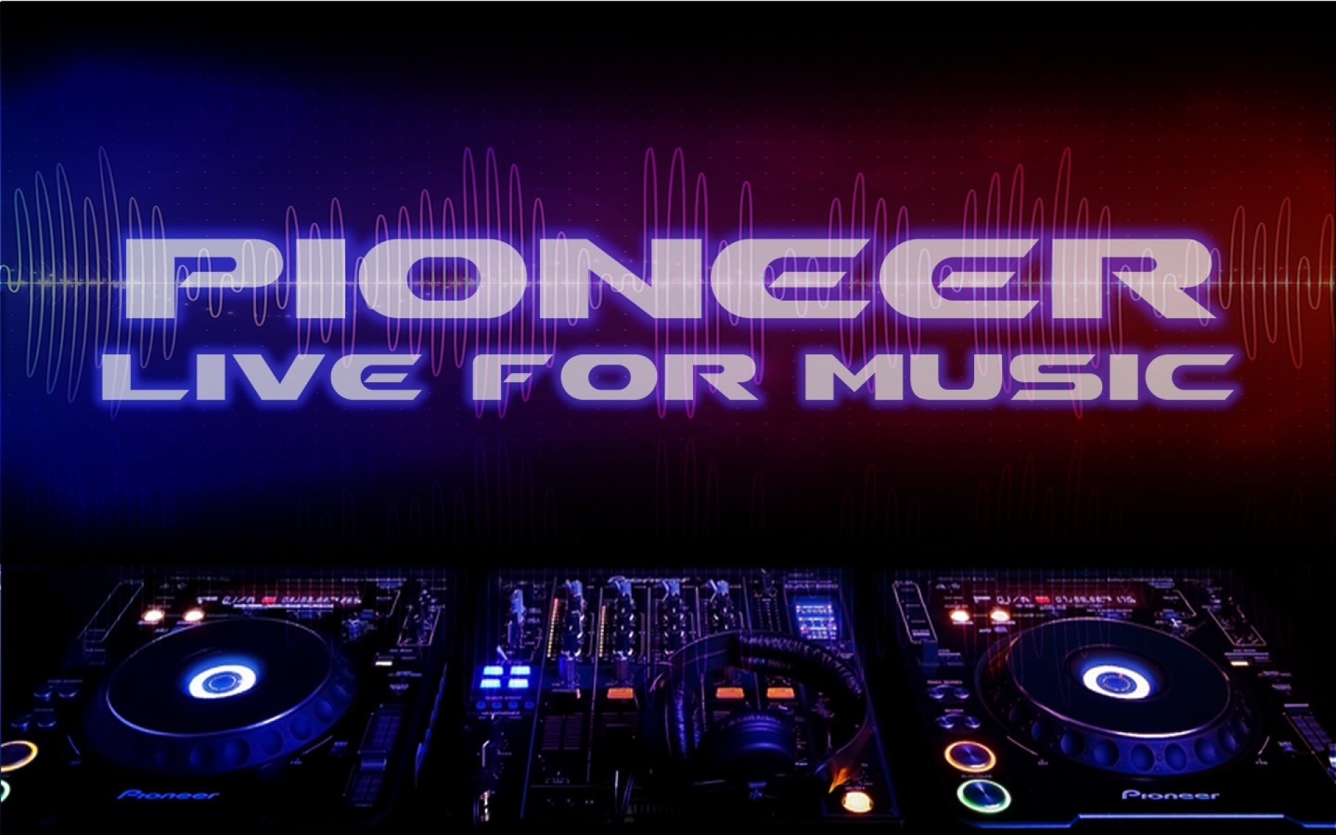 45 Pioneer Dj Wallpaper Desktop On Wallpapersafari