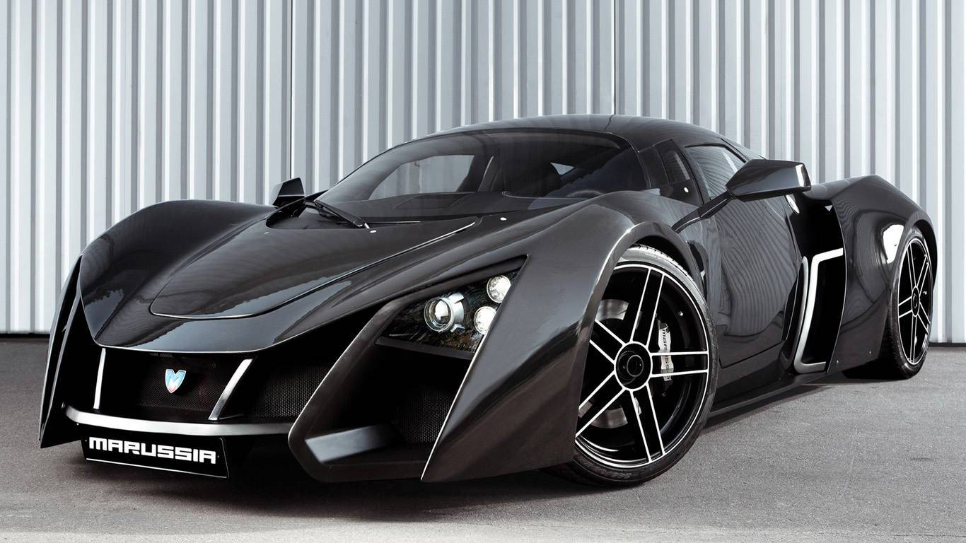 wallpaper Amazing Cars HD Wallpapers 1366x768