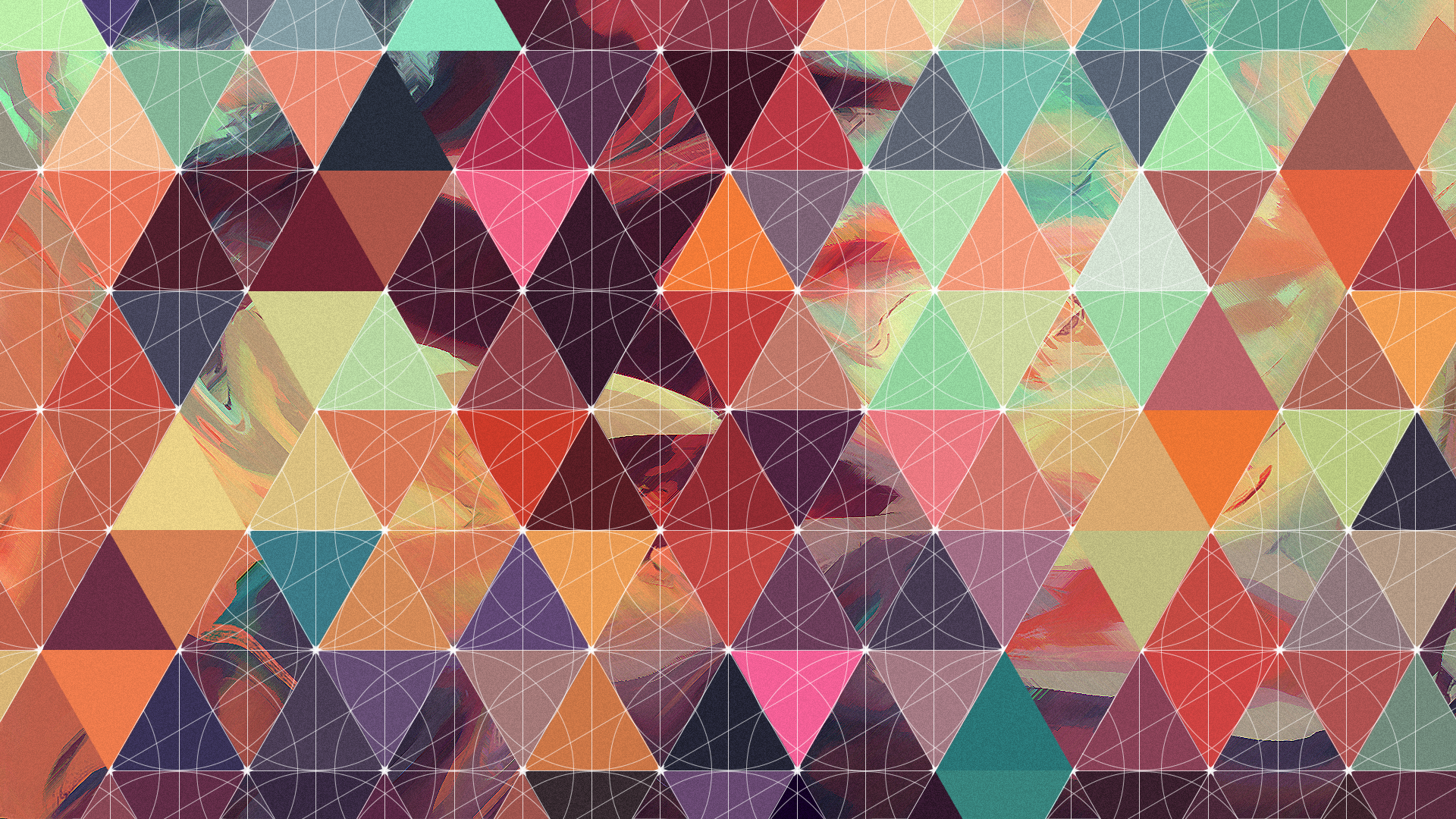 Geometric Wallpaper 4 1920x1080