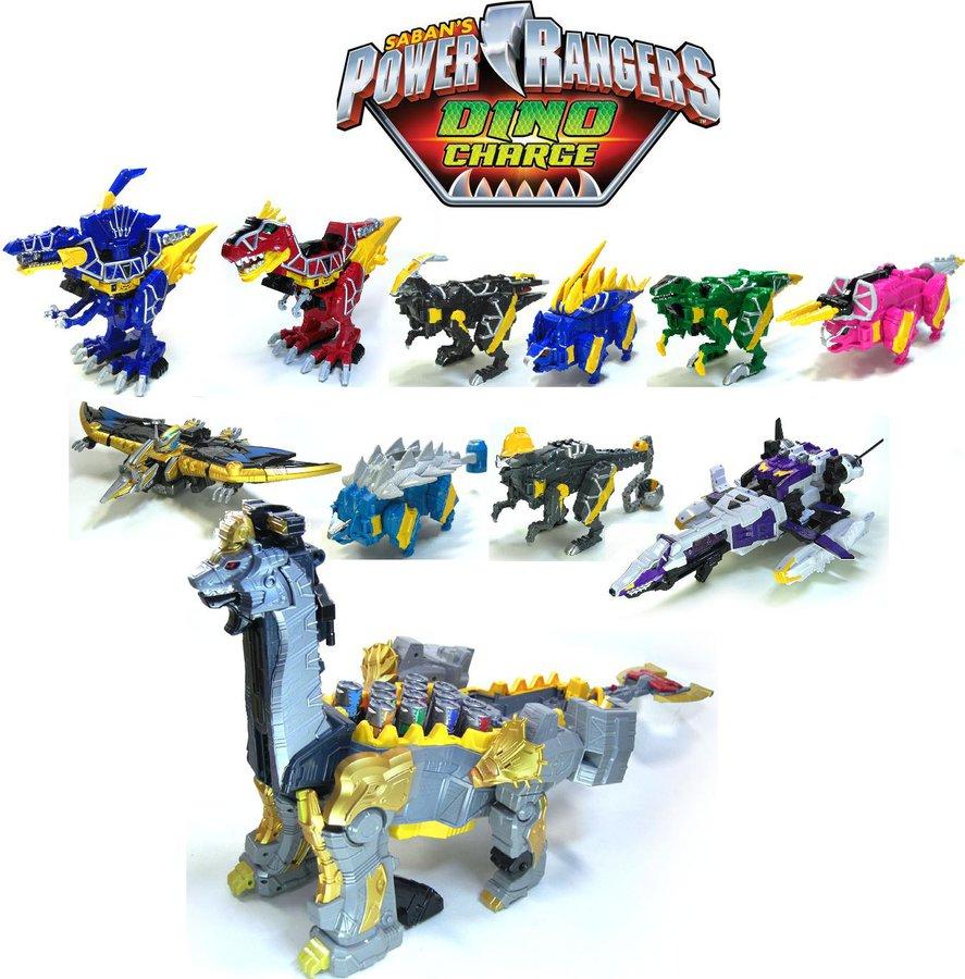 Power Rangers Dino Charge Wallpaper - WallpaperSafari