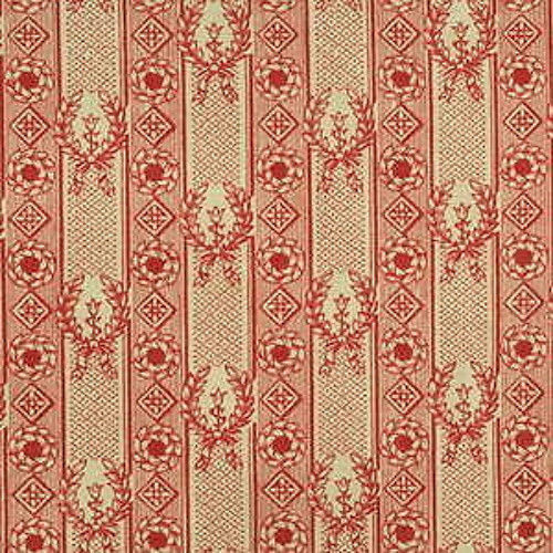 Lee Jofa Wallpaper Laurier Toile Faded Red 1st Quality Sold by Single 500x500