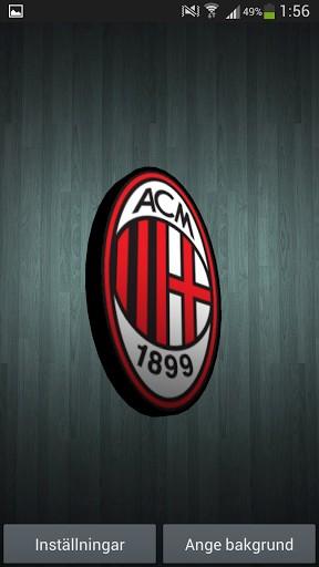 Ingrandisci la schermata di AC Milan Live Wallpaper per Android 288x512