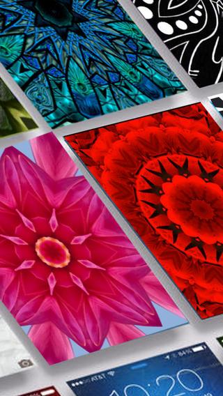 Mandala Chakra Mediation Wallpapers on the App Store 320x568