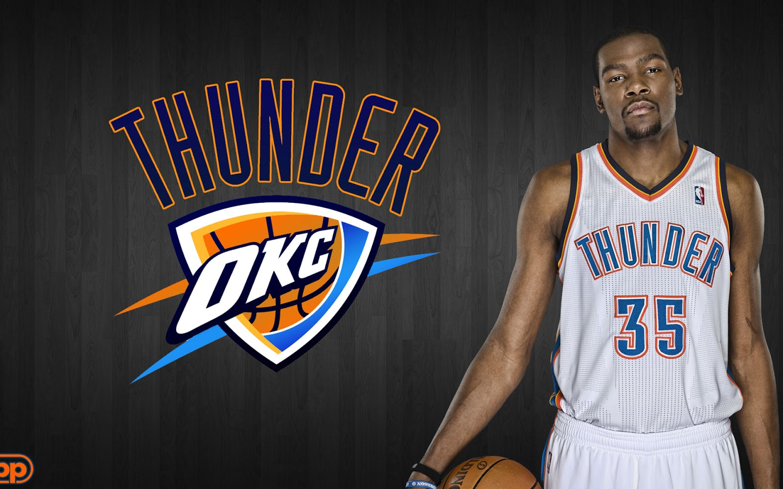 Kevin Durant Wallpaper Oklahoma City Thunder 1600x1000 pixel City HD 1600x1000