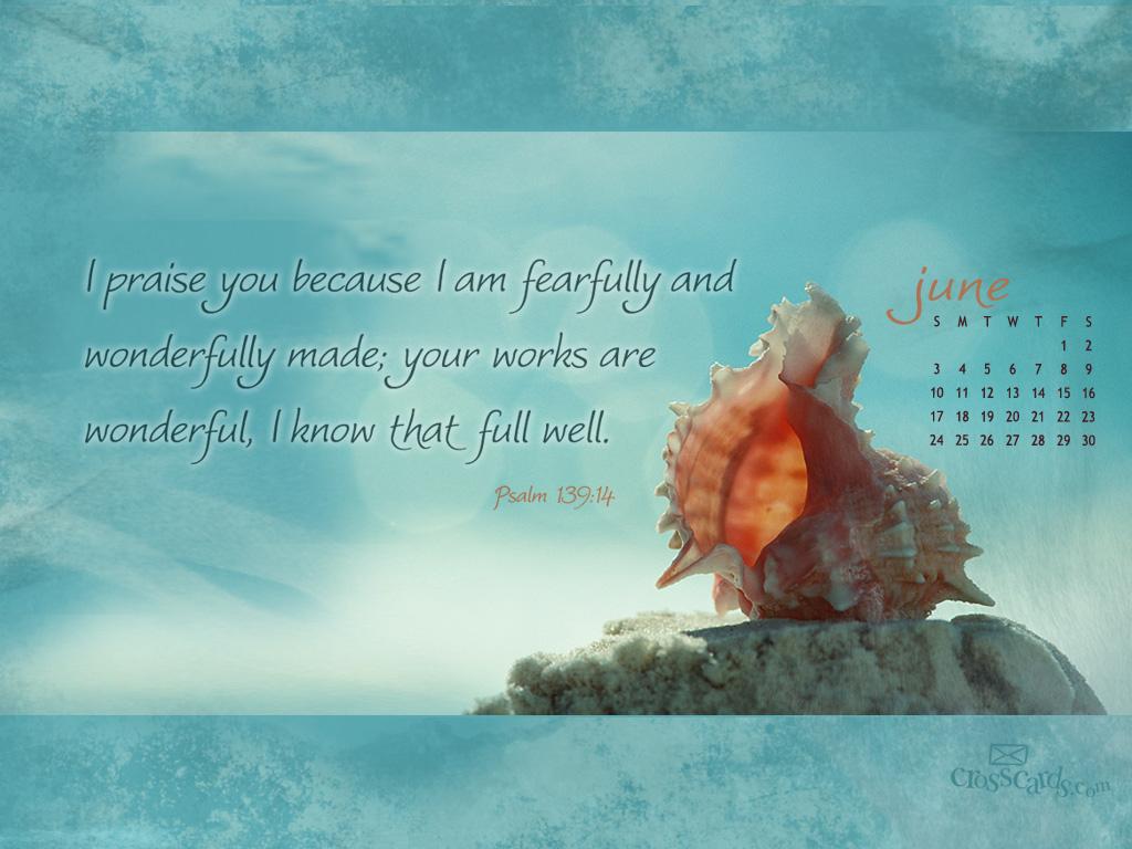 2012 psalm 139 14 wallpaper download christian june wallpaper 1024x768