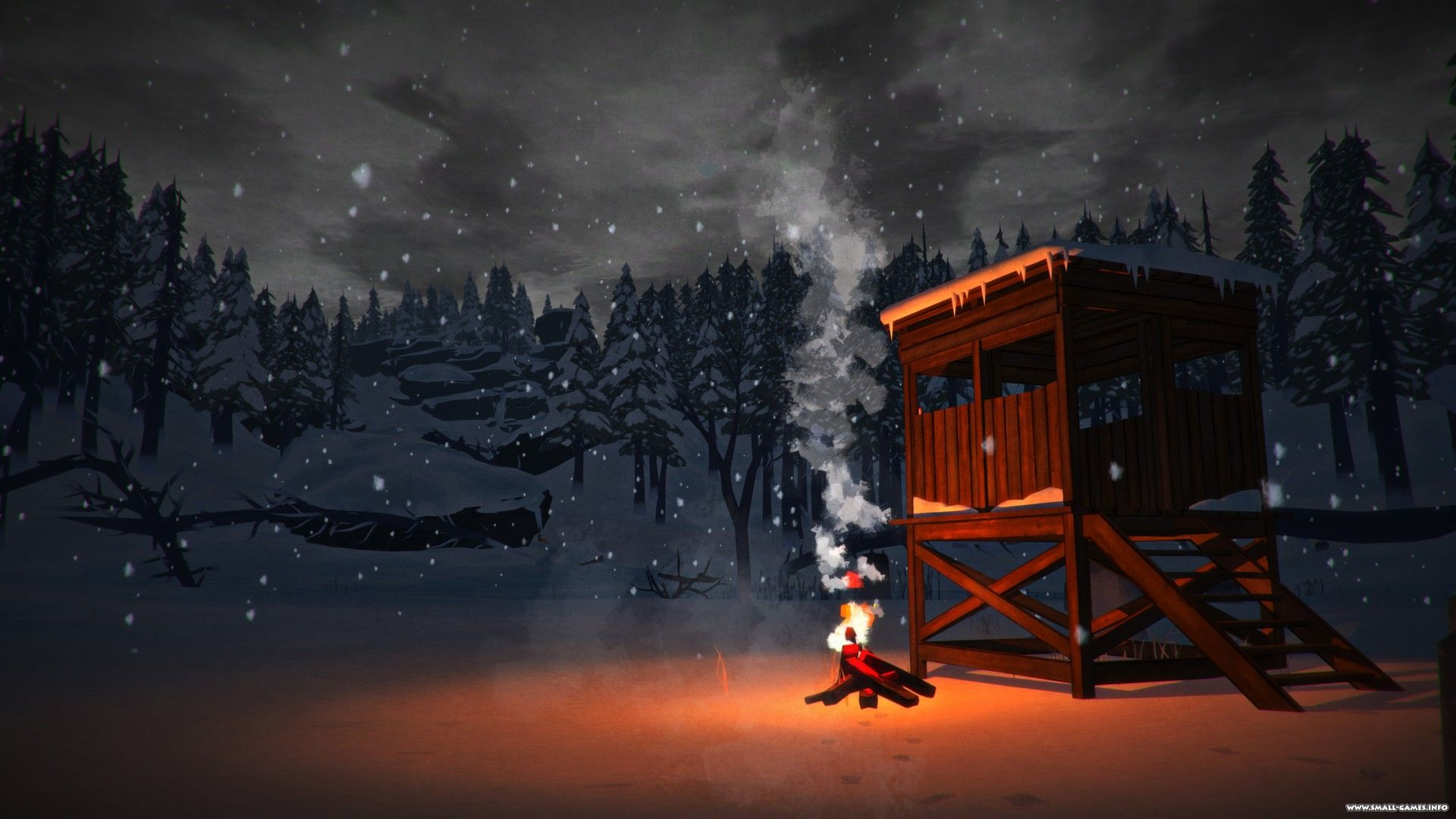 Free Download The Long Dark Outpost Wallpaper Alienware Arena