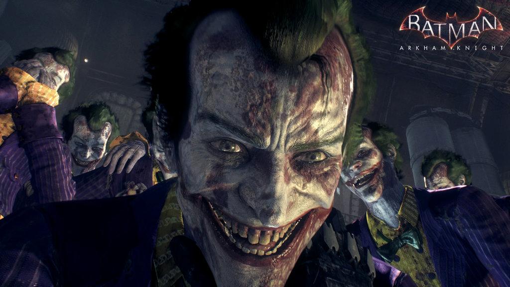 Batman Arkham Knight   Wallpaper   Joker by MinionMask 1024x576