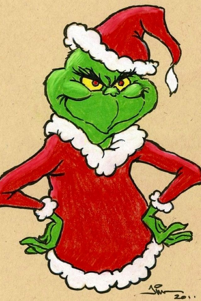 Grinch wallpaper iPhone Wallpapers