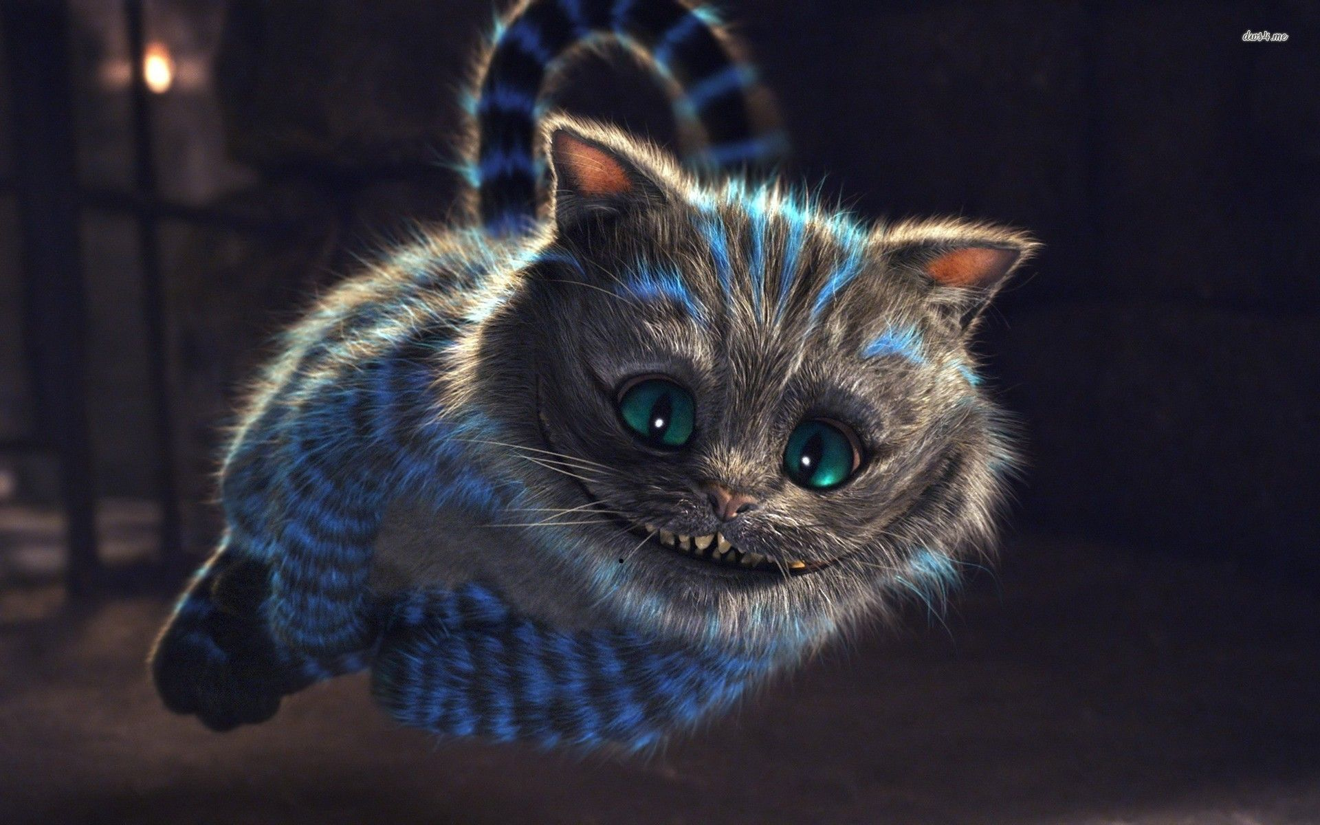 45 Cheshire Cat Wallpaper For Laptop On Wallpapersafari