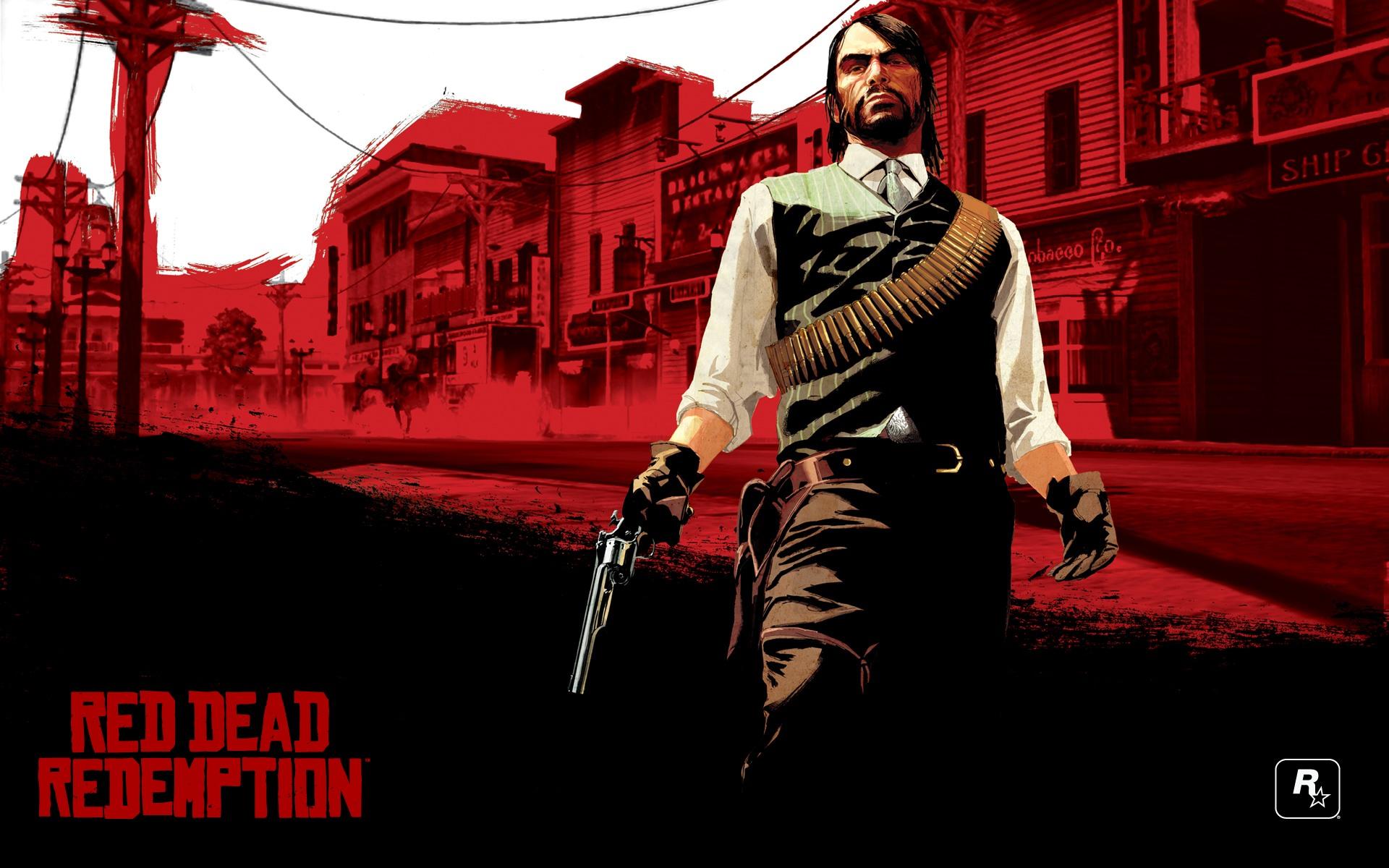 Free Download Red Dead Redemption Desktop Wallpaper 1920x1200