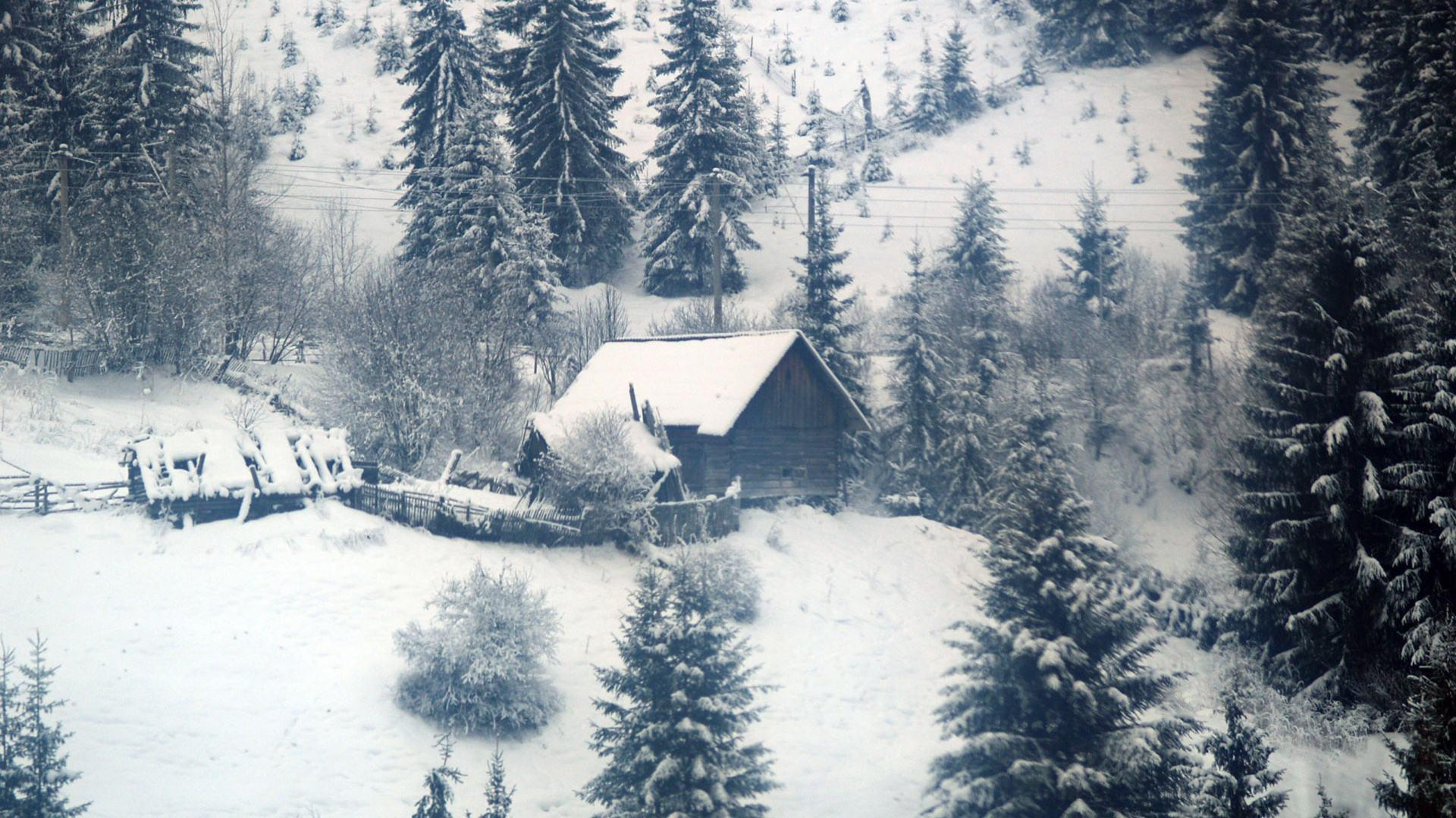 free winter wallpaper HD 1920x1080