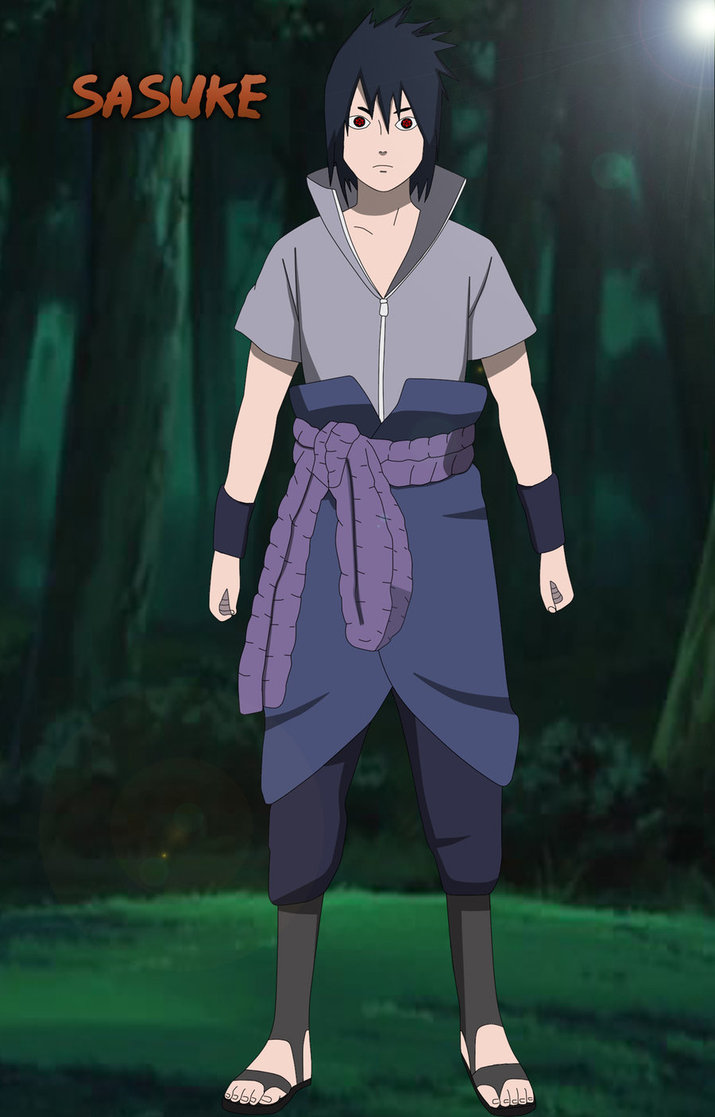 Image Gallery sasuke taka