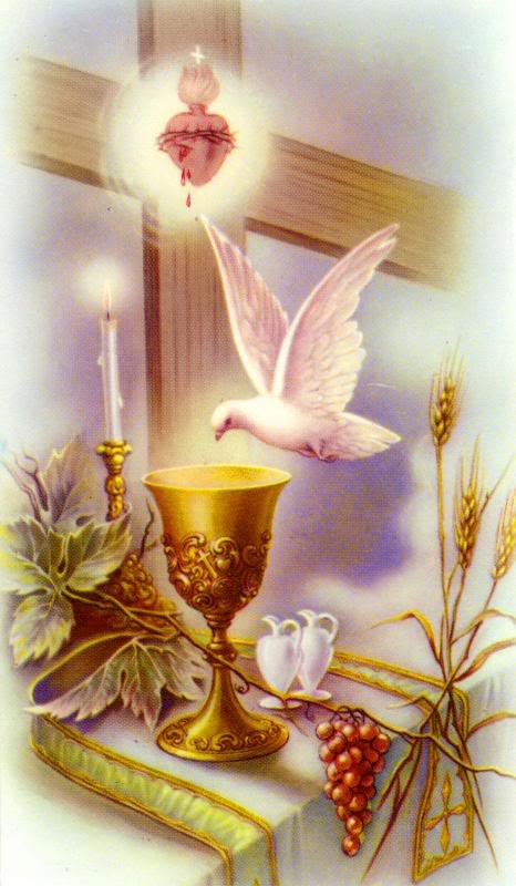 holy eucharist wallpaper